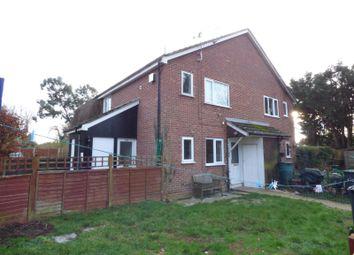 Thumbnail 1 bedroom maisonette to rent in Mallard Way, Great Cornard, Great Cornard