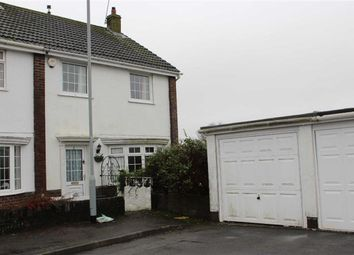 Thumbnail 3 bed semi-detached house for sale in Pen Y Fro Close, Dunvant, Swansea