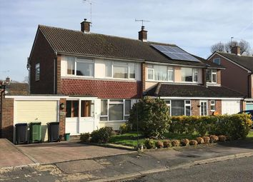 Thumbnail 3 bed semi-detached house for sale in Derwent Road, Leverstock Green, Hemel Hempstead