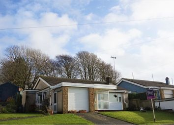 Thumbnail 2 bed detached bungalow for sale in Barton Close, Kingsbridge