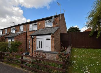 Thumbnail 3 bed end terrace house for sale in Southwood Road, Dunstable