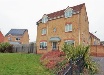 Thumbnail 4 bed detached house for sale in Slade Close, Leicester