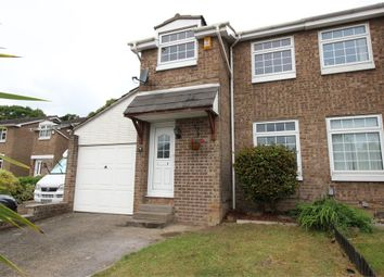Thumbnail 3 bed semi-detached house for sale in Churchfields, Kimberworth, Rotherham, South Yorkshire
