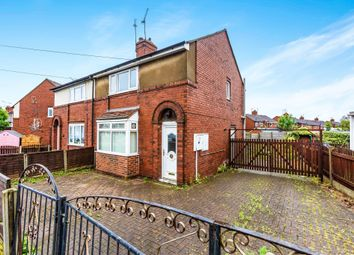 Thumbnail 2 bed semi-detached house for sale in Lund Lane, Lundwood, Barnsley
