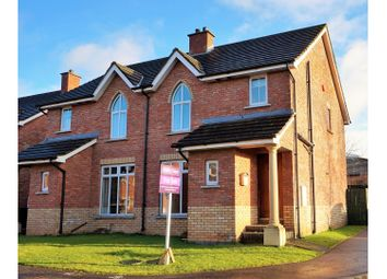 Thumbnail 3 bed semi-detached house for sale in Riverwood Vale, Ballyholme