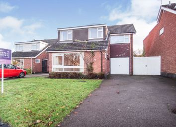 Thumbnail 4 bed detached house for sale in Leconfield Road, Loughborough