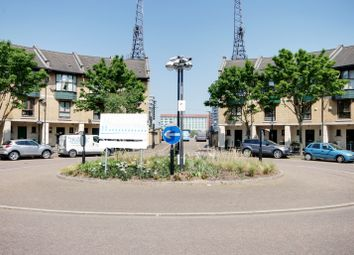 Thumbnail 3 bed town house to rent in Britannia Gate, London