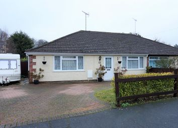Thumbnail 3 bedroom bungalow for sale in Prior Way, Colchester