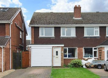 Thumbnail 3 bed semi-detached house for sale in Walkfield Road, Alrewas, Burton-On-Trent