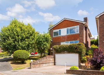 Thumbnail 4 bed detached house for sale in Fircroft Close, Preston, Brighton