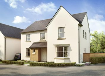 "Thumbnail 5 bedroom detached house for sale in ""Manning"" at West Yelland, Barnstaple"