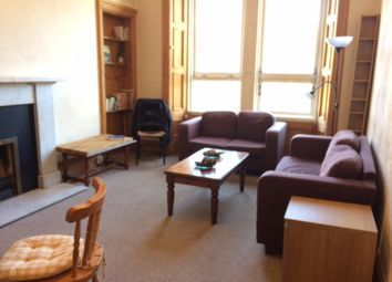 Thumbnail 3 bed flat to rent in Crighton Place, Leith, Edinburgh