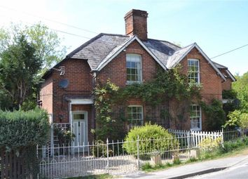 Thumbnail 2 bed cottage for sale in Winchester Road, Kingsclere, Berkshire