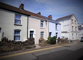 Thumbnail 3 bed terraced house for sale in Gower Place, Mumbles, Swansea
