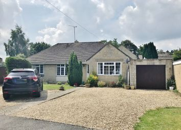 Thumbnail 3 bed detached bungalow for sale in Thames View, Ashton Keynes, Swindon