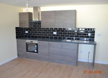 Thumbnail 1 bed flat to rent in Metro House, 420 High Street, West Bromwich
