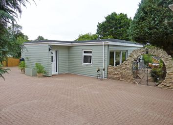 Thumbnail 3 bed detached bungalow for sale in Orcheston, Salisbury