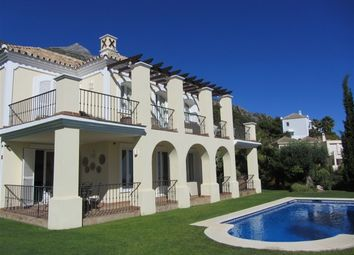 Thumbnail 4 bed villa for sale in Spain, Málaga, Istán, Sierra Blanca Country Club