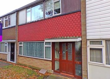 Thumbnail 3 bed terraced house for sale in Plumberow, Laindon, Basildon