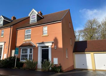 4 bed detached house for sale in Sluggett Place, Exeter EX1