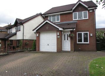 Thumbnail 3 bed detached house for sale in Wadebridge Drive, Bury