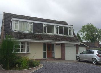 Thumbnail 6 bed detached house to rent in The Close, Church Aston, Newport