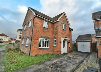 Thumbnail 4 bedroom detached house for sale in Blanchland Circle, Monkston, Milton Keynes