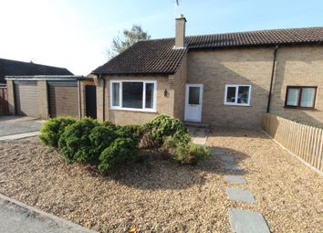 Thumbnail 2 bed semi-detached bungalow to rent in Roebuck Drive, Lakenheath, Brandon