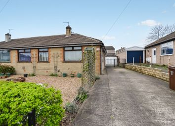 Thumbnail 3 bedroom semi-detached bungalow for sale in 15 Flockton Crescent, Bradford