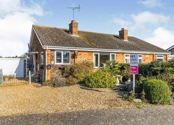 2 bed semi-detached house for sale in Dix Close, Heacham, King's Lynn PE31