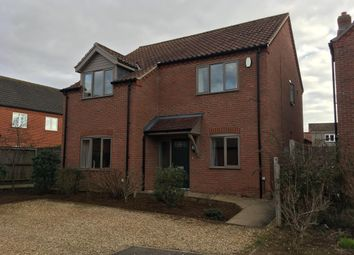 Thumbnail 4 bedroom property to rent in Brenda Collison Close, Dersingham, King's Lynn