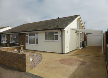 Thumbnail 2 bed bungalow for sale in Yew Tree Road, St Mary's Bay, Romney Marsh, Kent