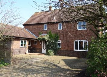 Thumbnail 4 bed detached house for sale in Banham, Norwich
