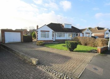 Thumbnail 3 bed semi-detached bungalow for sale in Waverley Road, Swindon, Wiltshire