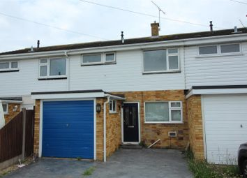 Thumbnail 3 bed terraced house to rent in Lincoln Way, Canvey Island