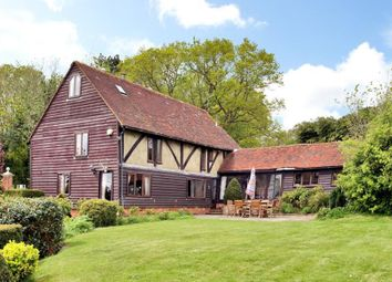 Thumbnail 5 bed barn conversion to rent in Goudhurst, Cranbrook