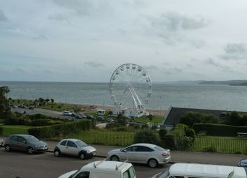 Thumbnail 2 bedroom flat to rent in Louisa Terrace, Exmouth