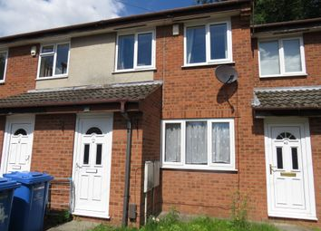 Thumbnail 2 bedroom terraced house for sale in Weston Park Gardens, Shelton Lock, Derby