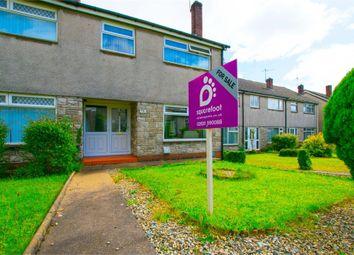 Thumbnail 3 bedroom terraced house for sale in 74 Ael Y Bryn, Llanedeyrn, Cardiff
