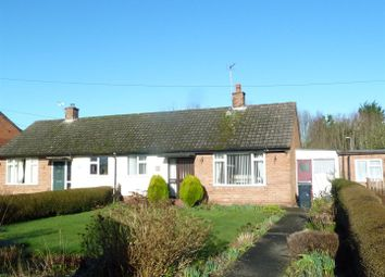Thumbnail 2 bed semi-detached bungalow for sale in Brynmelyn, Llynclys, Oswestry