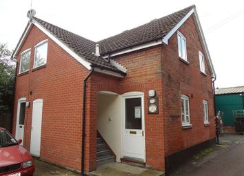 Thumbnail 1 bedroom flat to rent in Henry Abbot Mews, Great Back Lane, Debenham, Stowmarket