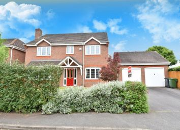 Thumbnail 4 bedroom detached house for sale in Appletrees Crescent, Bromsgrove