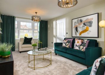 """Thumbnail 4 bedroom detached house for sale in """"Millford"""" at Woodmansey Mile, Beverley"""