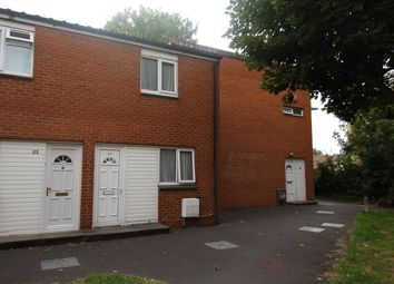 Thumbnail 2 bed terraced house for sale in Hawksmoor Close, Bristol