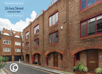 Thumbnail Office for sale in Ives Street, Chelsea