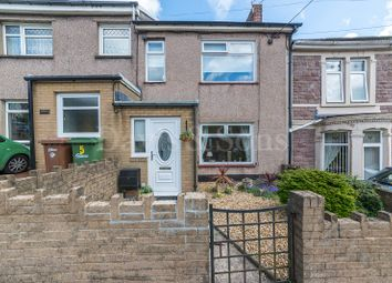 Thumbnail 3 bedroom terraced house for sale in Lower Wyndham Terrace, Risca, Newport.