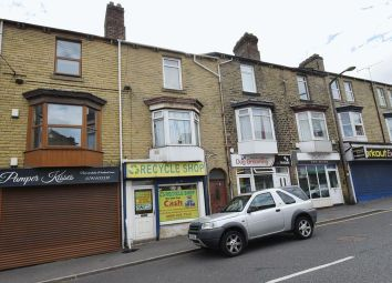 Thumbnail 2 bedroom flat to rent in Station Road, Wombwell, Barnsley