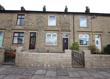 Thumbnail 2 bed terraced house for sale in Bury Old Road, Heywood, Rochdale