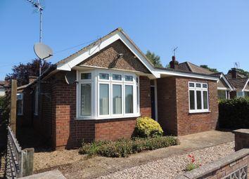 Thumbnail 3 bed detached bungalow to rent in St Edmunds Terrace, Downham Market