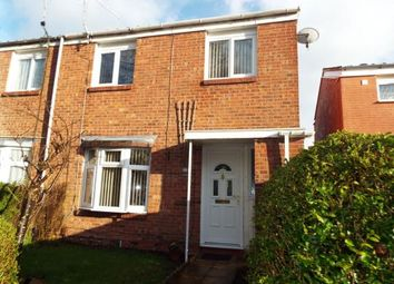 Thumbnail 3 bed end terrace house for sale in Upton Close, Redditch, Worcestershire